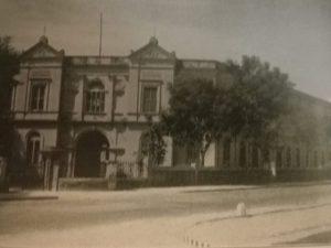 UVCE during 1920s