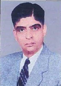 UVCE_Principal_B R Narayana Iyengar