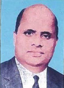 UVCE_Principal_D B Narasimhaiya