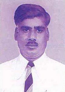 UVCE_Principal_Dr B M Basavanna