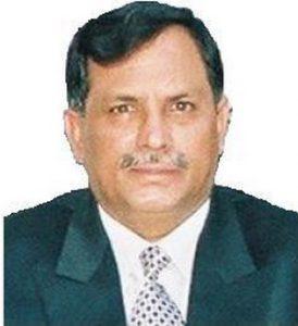 UVCE_Principal_Dr N Govinda Raju