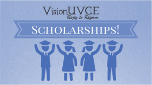VisionUVCE Scholarships