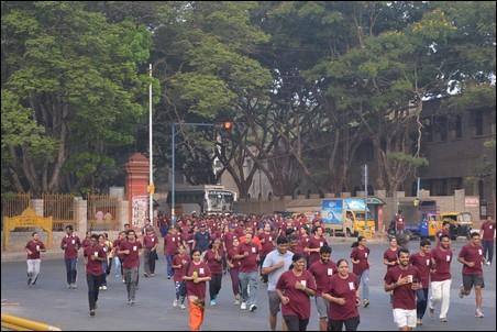 UVCE Centenary Marathon2