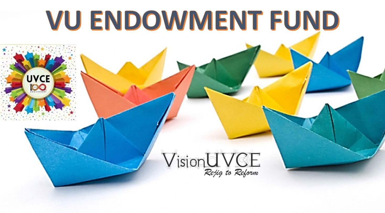 VisionUVCE Endowment Initiative