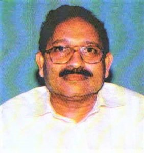 UVCE Principal KiranShankar