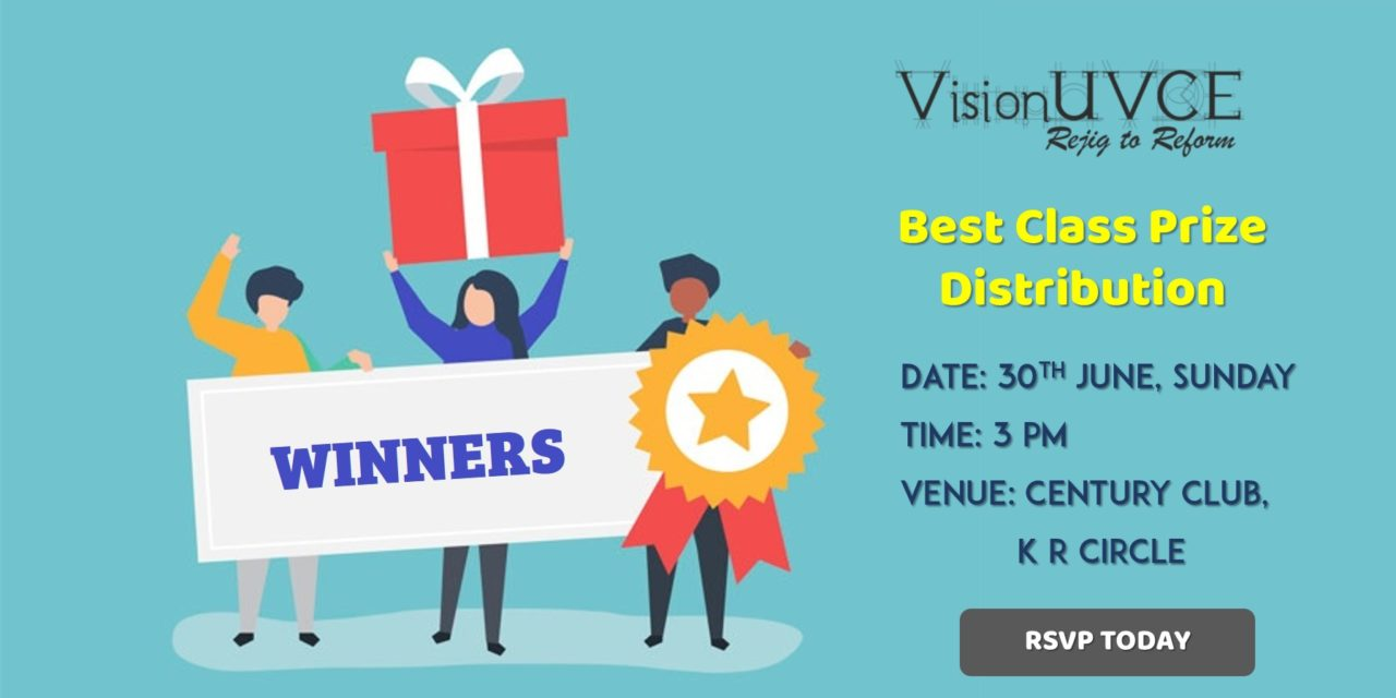 Best Class – Prize Distribution