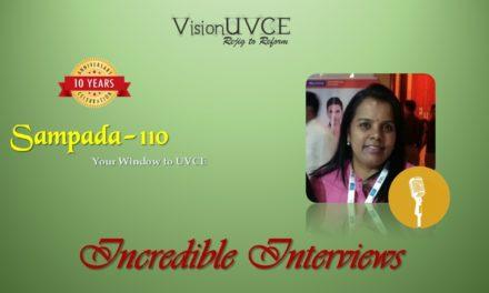 Incredible Interviews | Sampada 110 – Kalavathy Bylappa