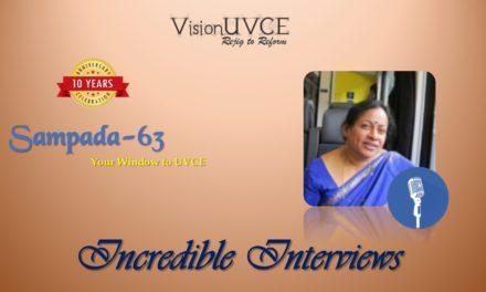 Incredible Interviews   Sampada 63 – Shashikala