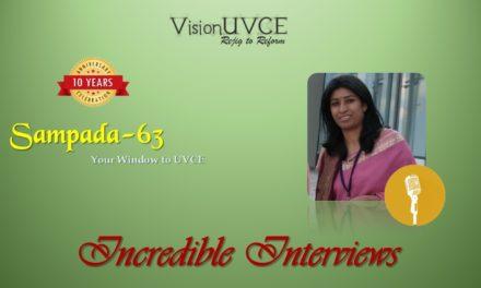 Incredible Interviews | Sampada 66 – Uma Reddy