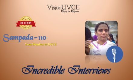 Incredible Interviews | Sampada 110 – Shubha Krishnamurthy
