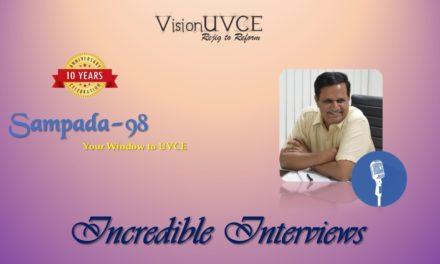 Incredible Interviews | Sampada 98 – Madhav