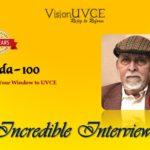Incredible Interviews   Sampada 100 – Dr M R Srinivasan