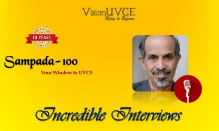 Incredible Interviews | Sampada 100 – Dr Roddam Narasimha