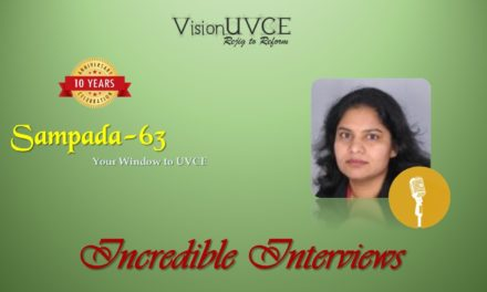Incredible Interviews | Sampada 63 – Shubha C
