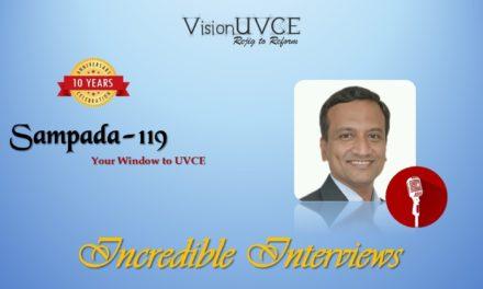 Incredible Interviews | Sampada 119 – Venkatesh