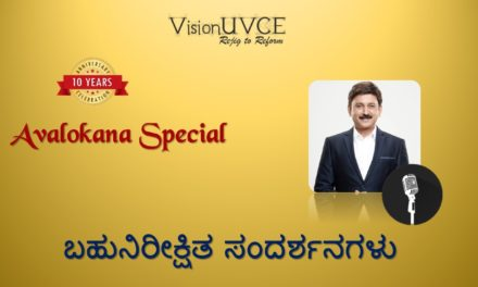 Incredible Interviews | Avalokana – Ramesh Aravind