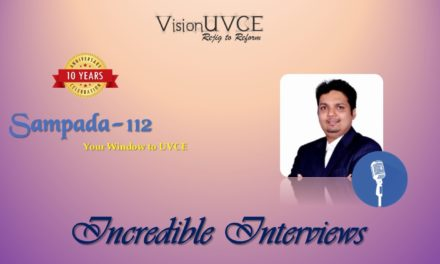 Incredible Interviews | Sampada 112- Ranadhir Hebbar
