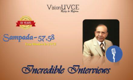 Incredible Interviews | Sampada 57-58 – A P Krishnaraj