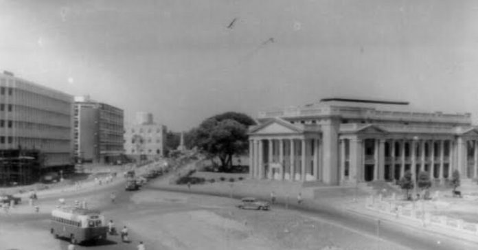 Bangalore – A beauty through UVCEian eyes