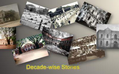 Decadewise Stories – Memories of UVCE