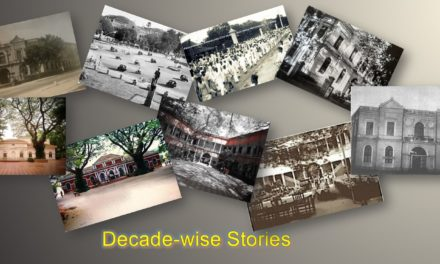Decadewise Stories – Memories of UVCE