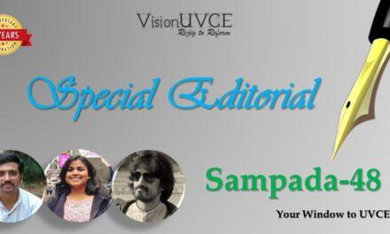 Special Editorial | Sampada48 – Sampada Team