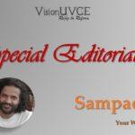 Special Editorial   Sampada67 – Sridhar Aghalaya