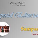 Special Editorial   Sampada95 – UVCE Speaks