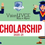 VisionUVCE Scholarships List 2020-21